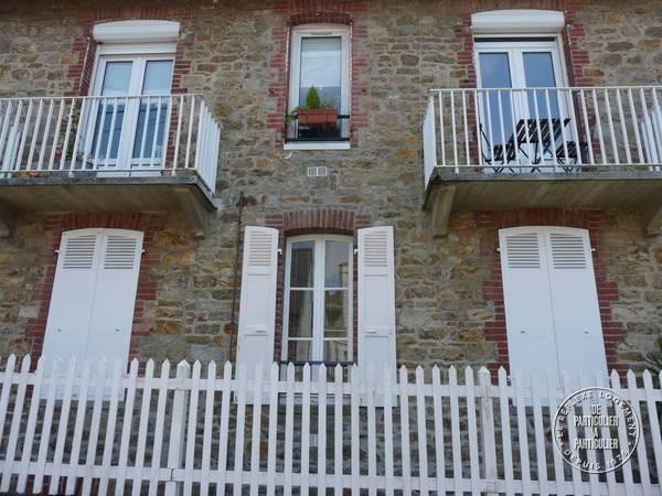 Saint Malo - dès 370euros par semaine - 3personnes