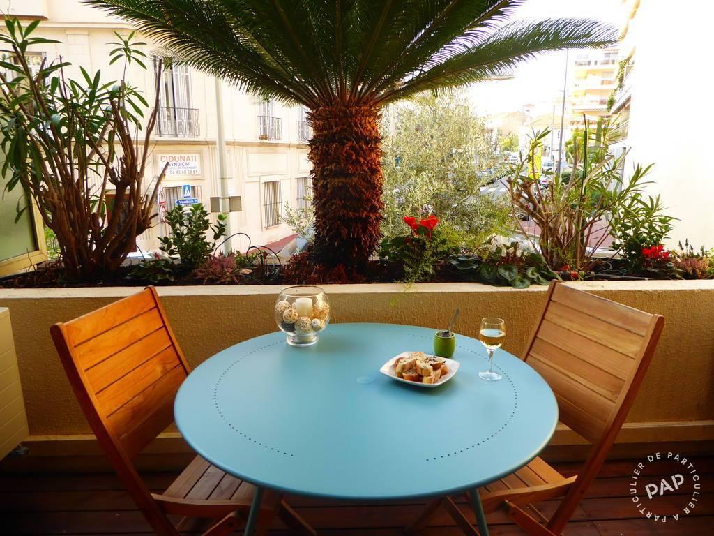 Centre De Cannes - dès 350euros par semaine - 4personnes