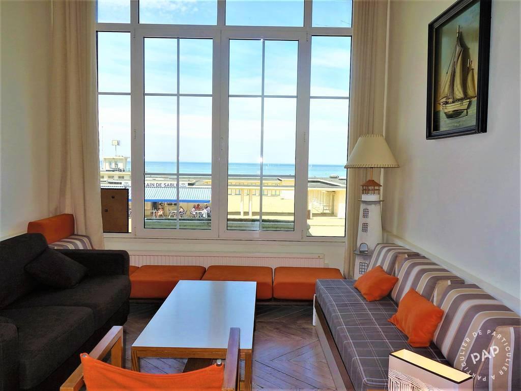 Trouville-sur-mer - dès 640 euros par semaine - 5 personnes