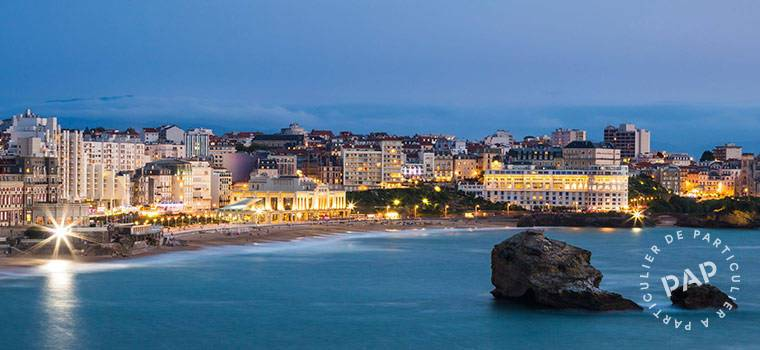 Biarritz - dès 540 euros par semaine - 3 personnes
