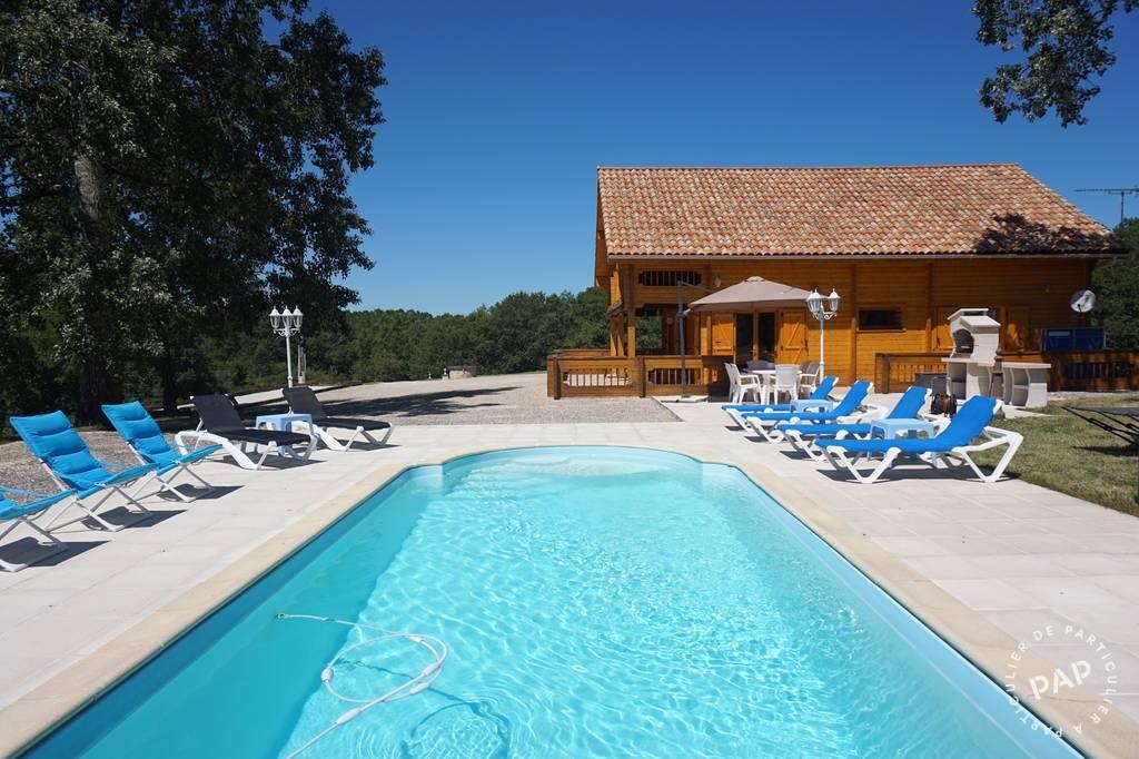 Montagnac Sur Lede - dès 1.200 euros par semaine - 8 personnes