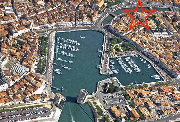 La Rochelle - dès 500euros par semaine - 3personnes