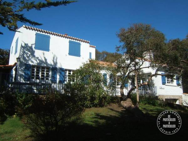 Location Maison Ile De Noirmoutier 14 Personnes Des 1 800 Euros Par