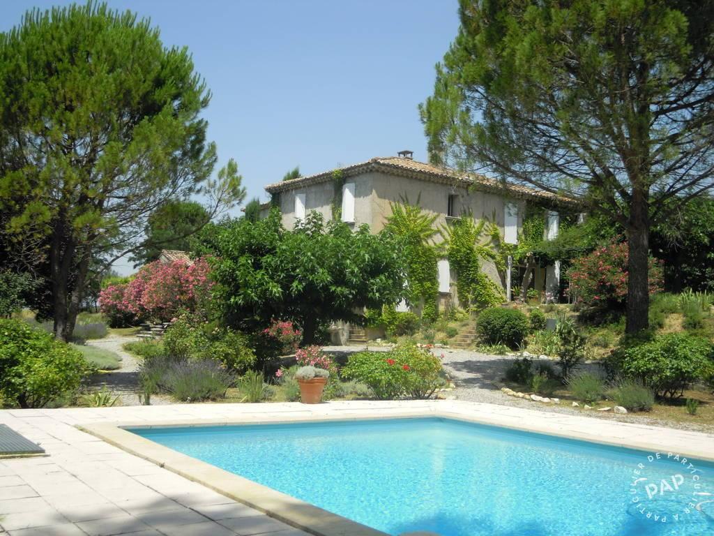 Location Maison Sablet ( Vaucluse) 10 personnes dès 10 euros par