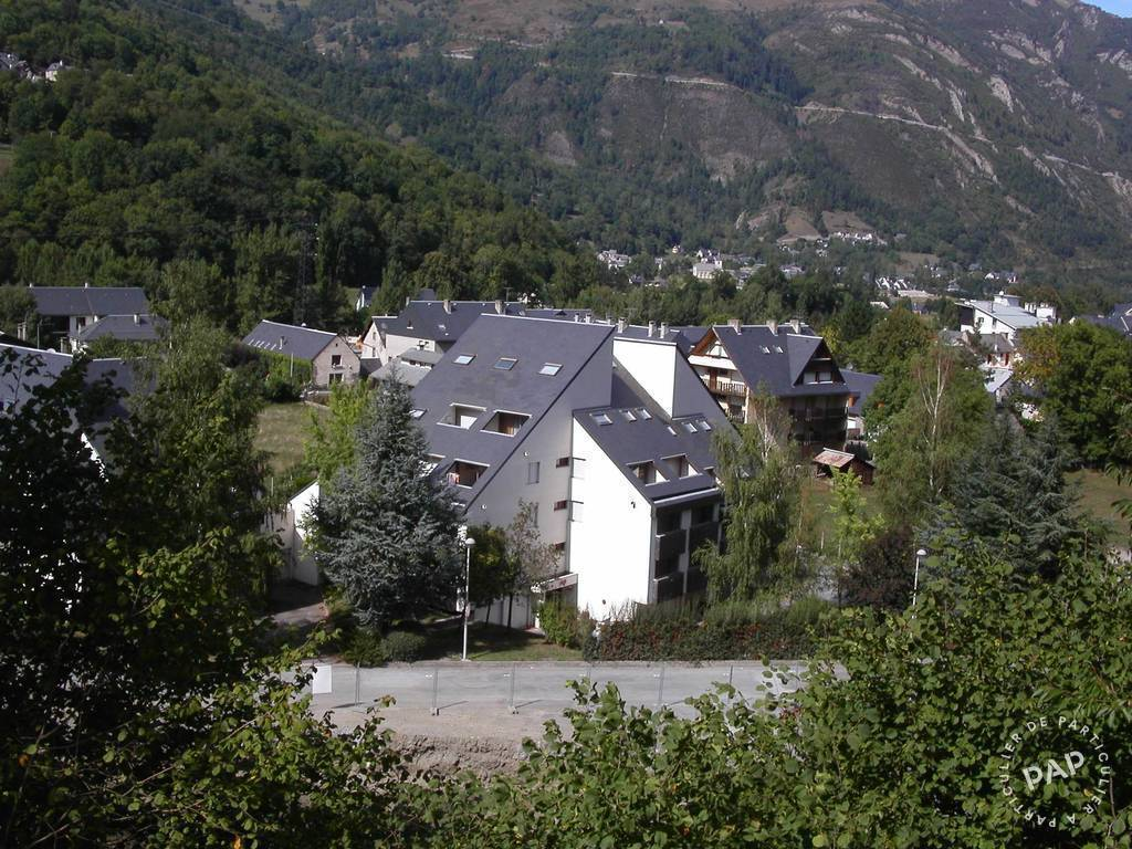 Saint-Lary-Soulan Village
