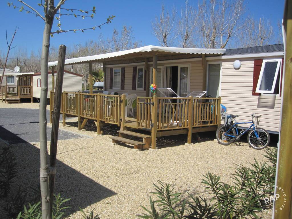 Mobil-home Valras-Plage