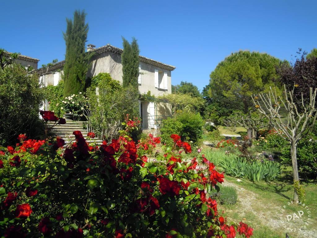 Maison Sablet ( Vaucluse)