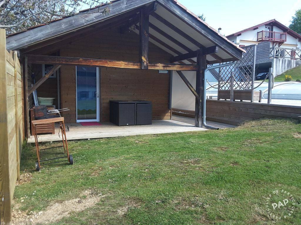 Location maison hendaye 4 personnes d s 400 euros par for Location garage hendaye
