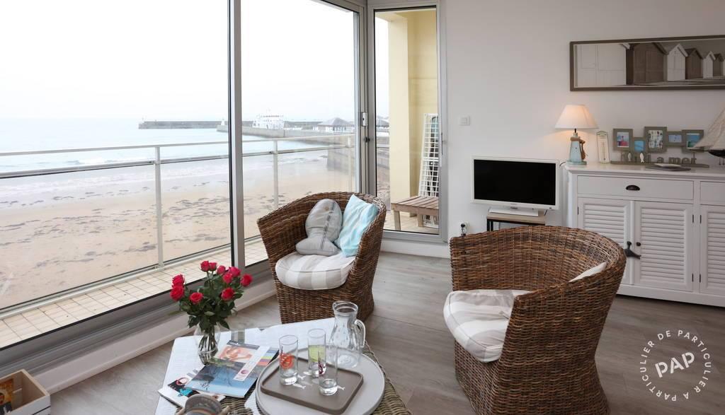 immobilier  Quiberon Front De Mer