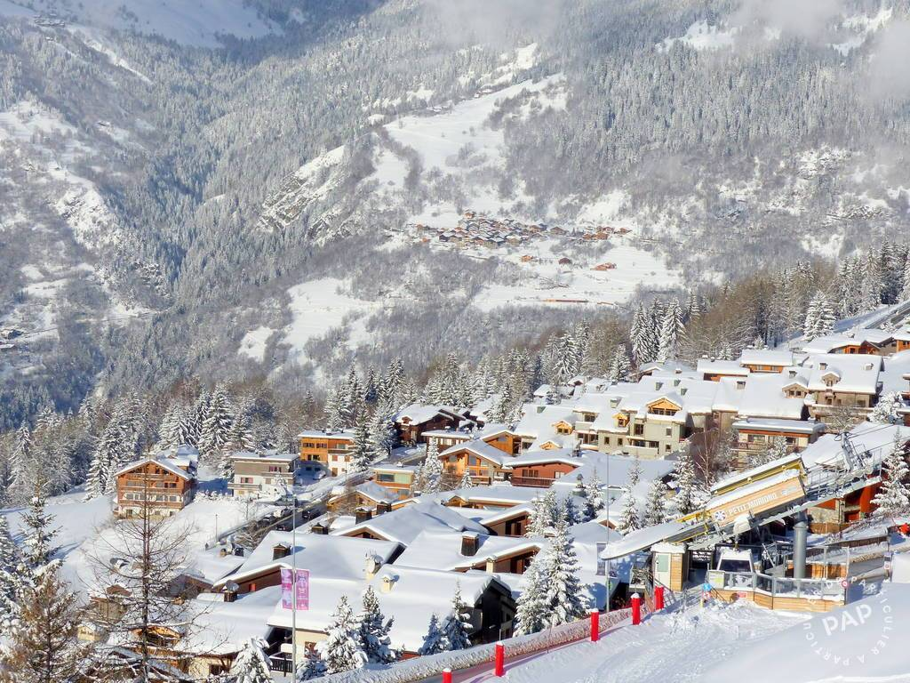immobilier  Courchevel