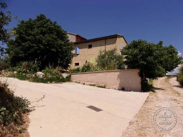 Maison La Roque Alric