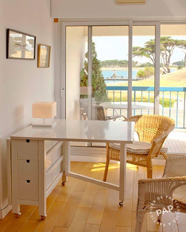 location appartement le croisic 4 personnes d s 440 euros. Black Bedroom Furniture Sets. Home Design Ideas