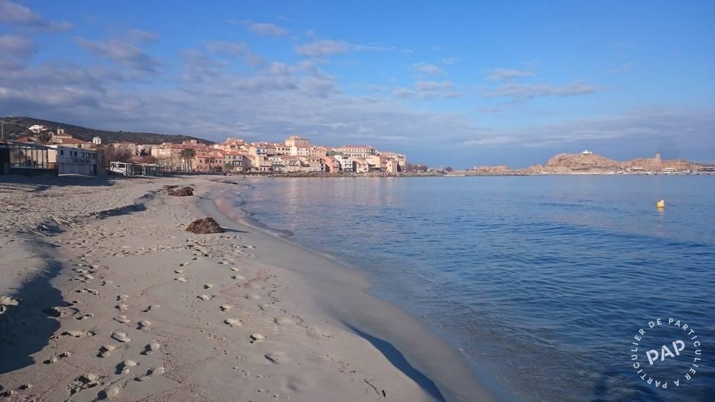 Immobilier L'ile Rousse Haute Corse