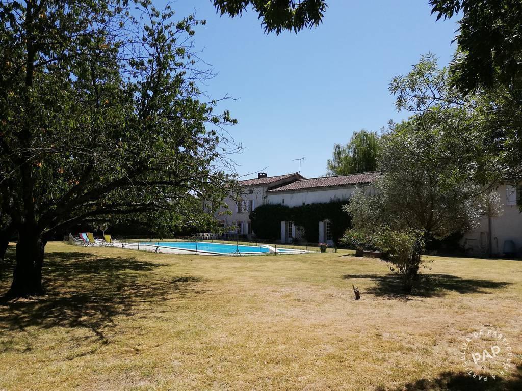 Montegut Lauragais - dès 3.360euros par semaine - 22personnes