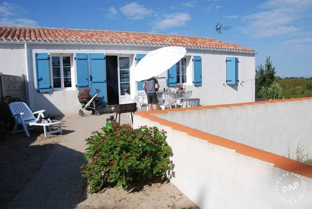 Noirmoutier- L'epine - dès 465 euros par semaine - 6 personnes
