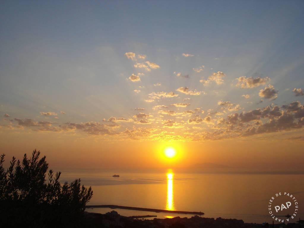 Bastia - dès 400euros par semaine - 4personnes