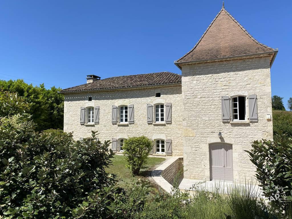 Castelnau-montratier - dès 1.350euros par semaine - 6personnes