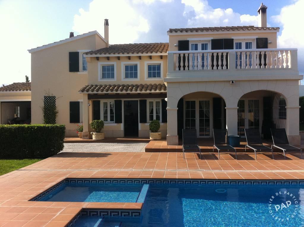 Iles Des Baleares - Minorque - dès 2.401euros par semaine - 8personnes