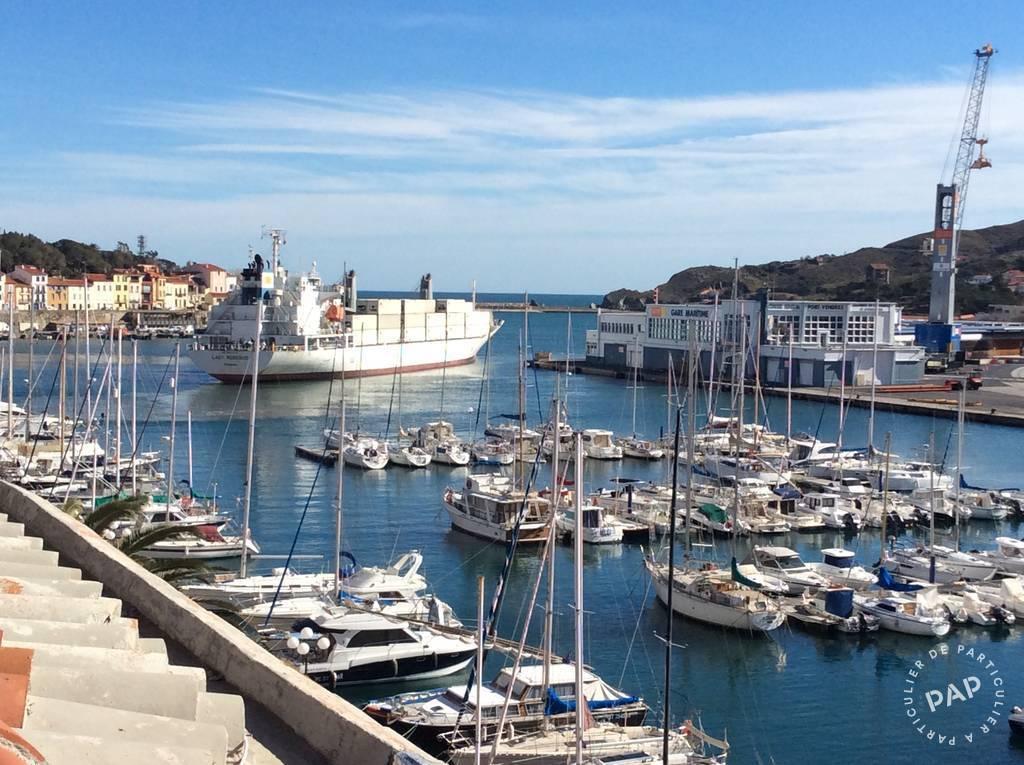 Port-vendres - dès 300euros par semaine - 4personnes