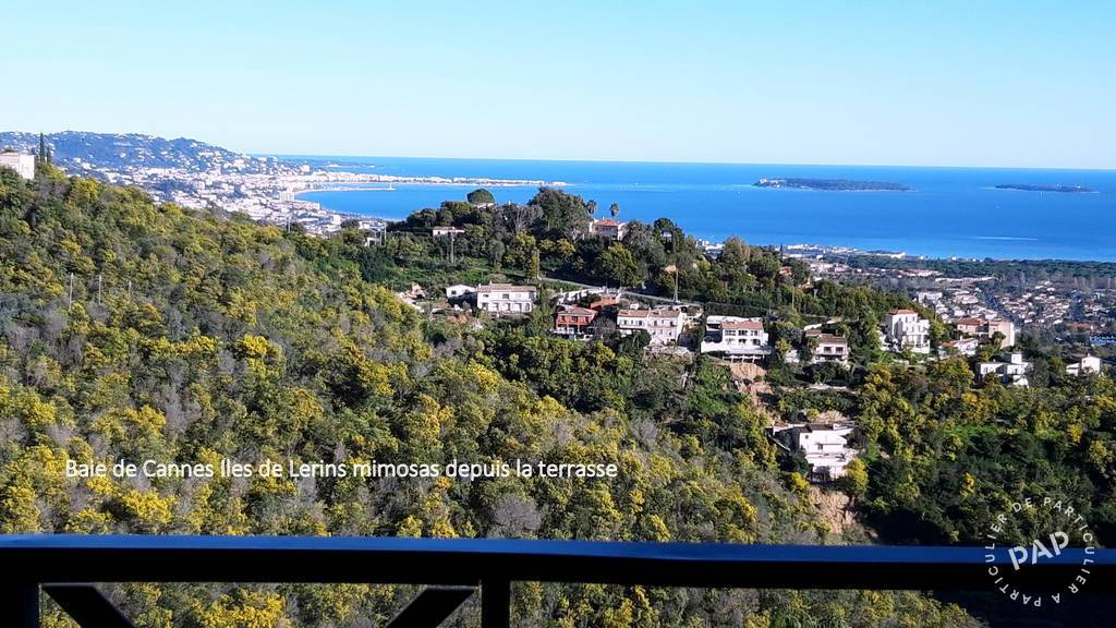 Appartement 10 Mn De Cannes