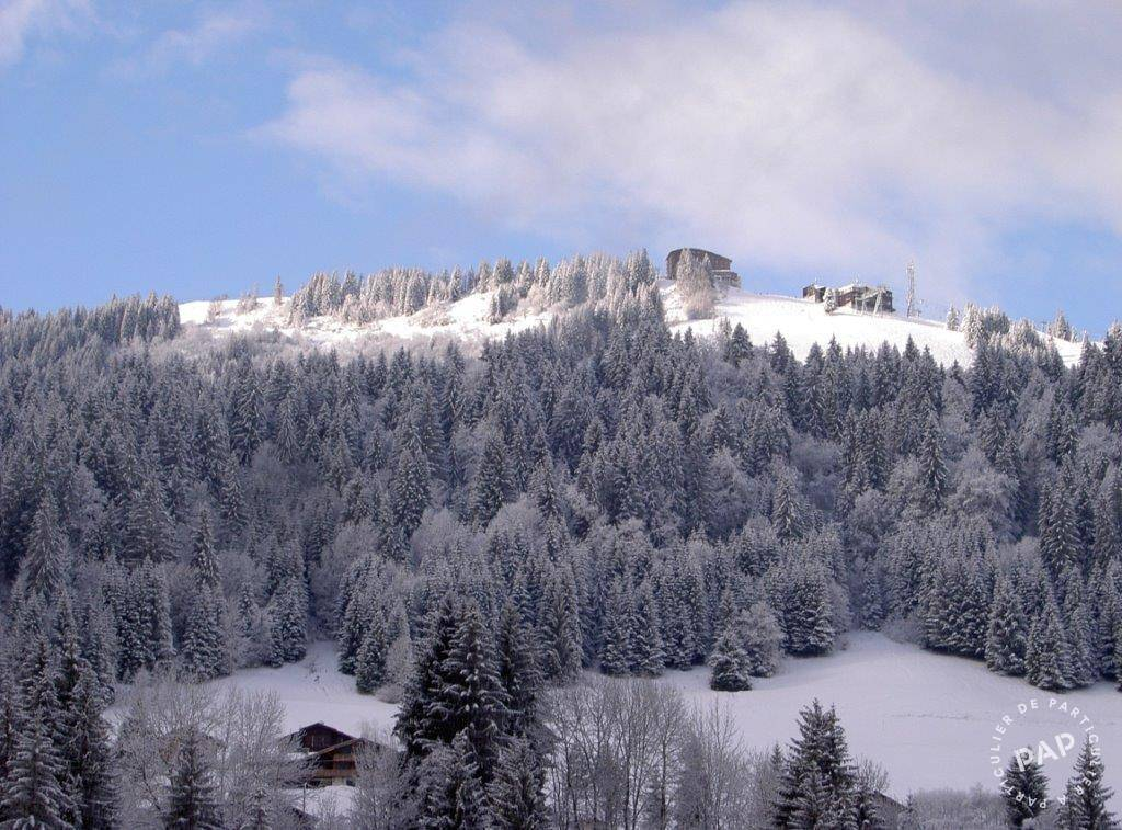 immobilier  + Box + Parking + Casiers Ski- Morzine
