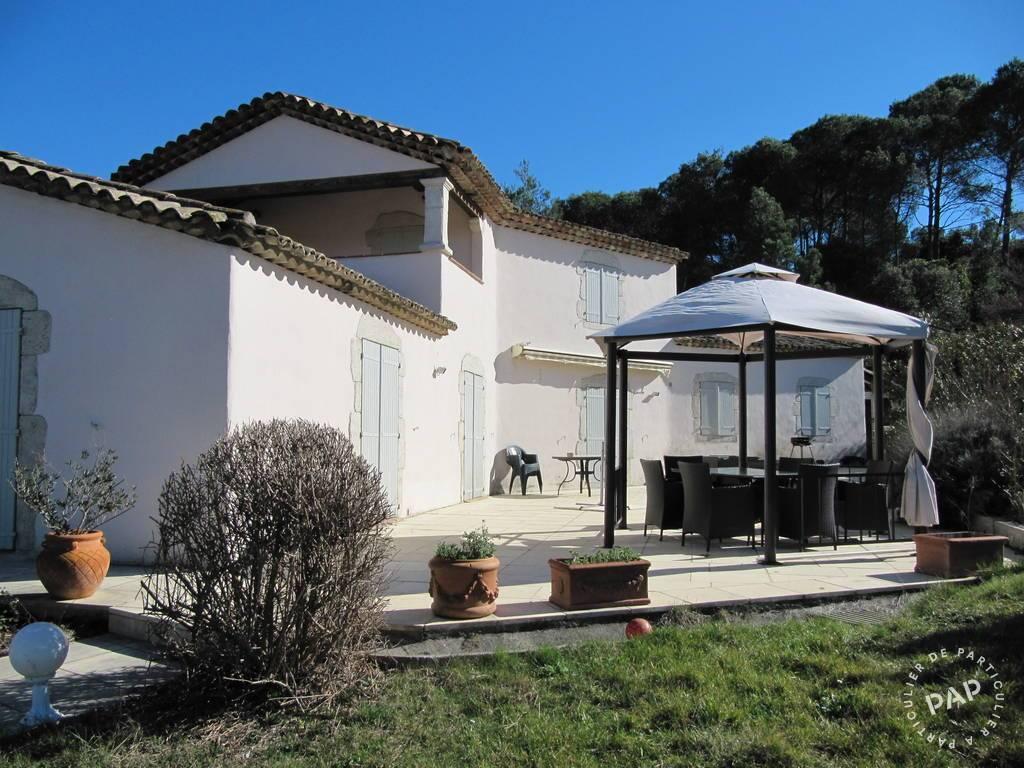 immobilier  Massillargues-Attuech