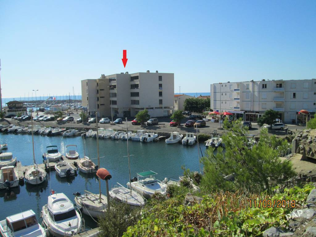 immobilier  Narbonne-Plage