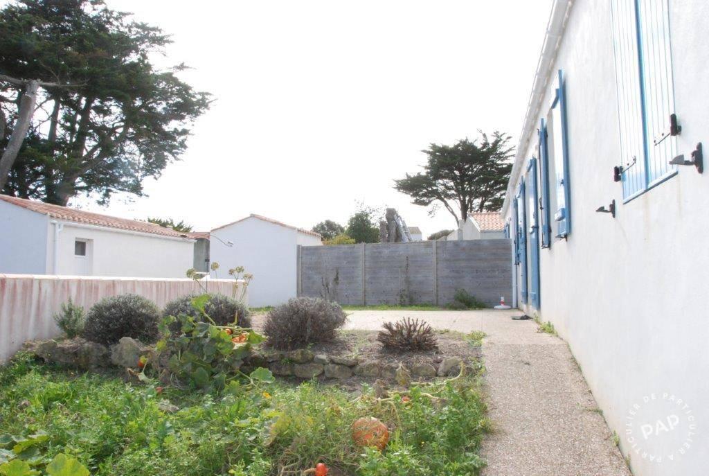 immobilier  Noirmoutier- L'epine