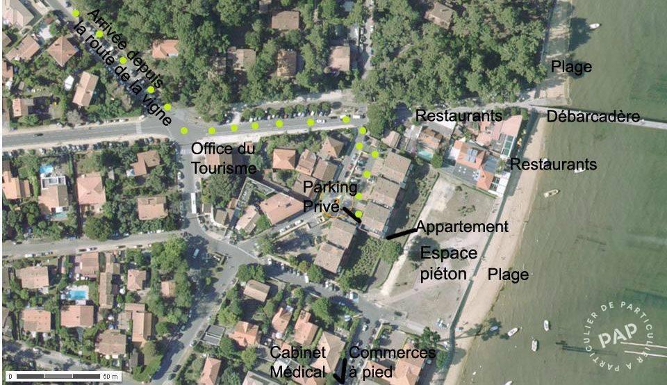 immobilier  Cap-Ferret Centre