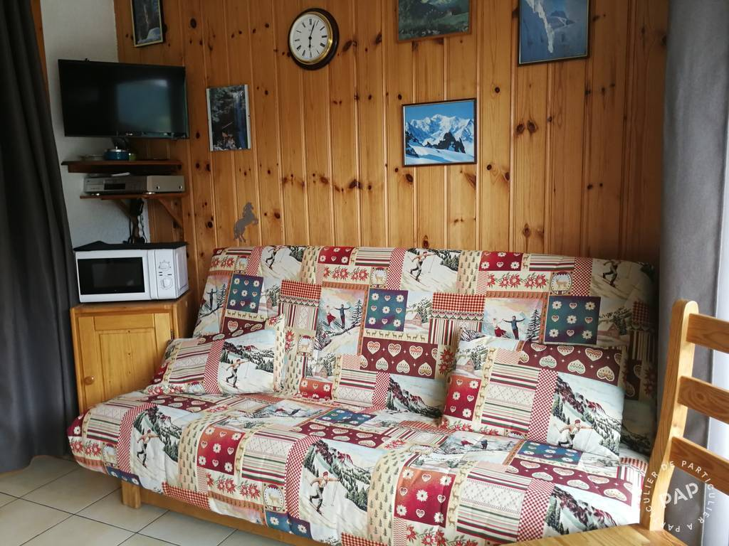 Appartement + Box + Parking + Casiers Ski- Morzine