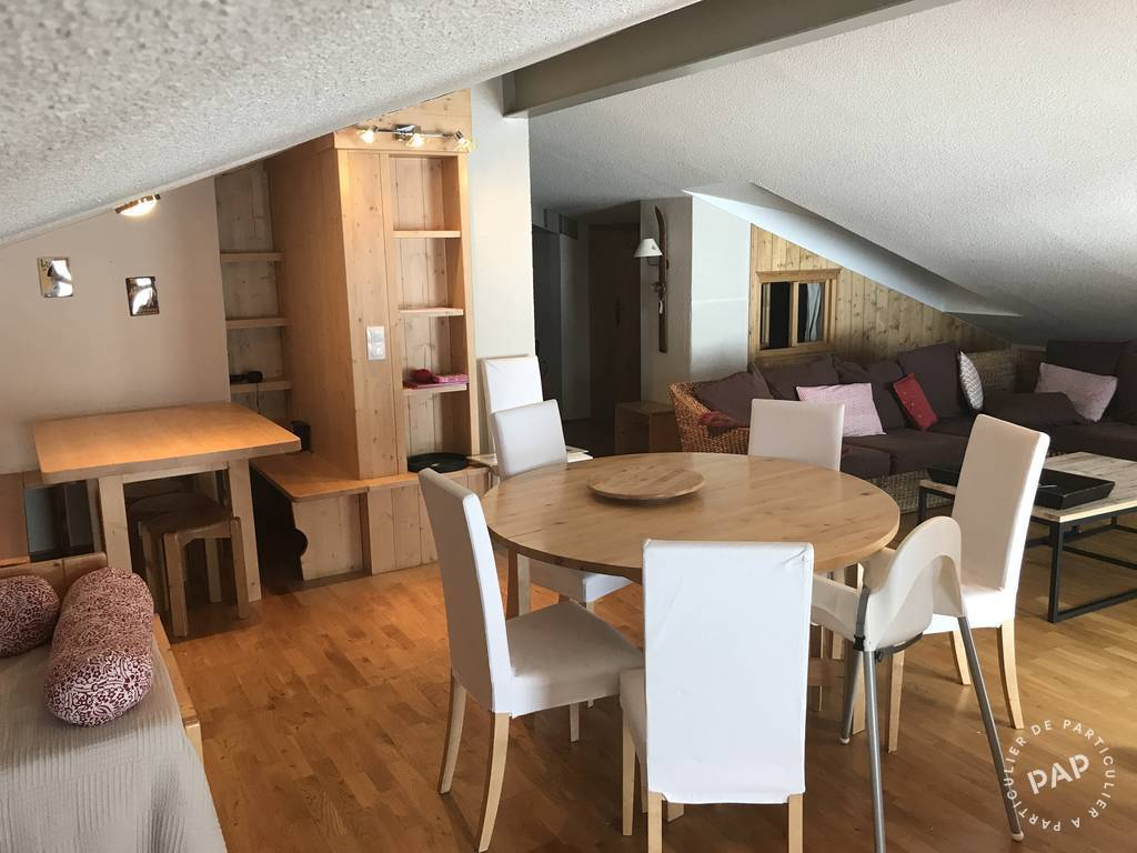 Appartement Meribel Mottaret