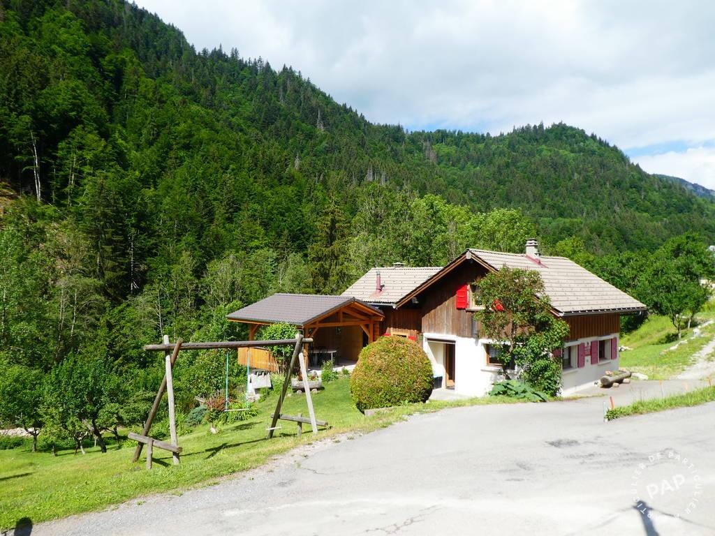 Bellevaux (vallon-la Cluzaz) - dès 350euros par semaine - 8personnes