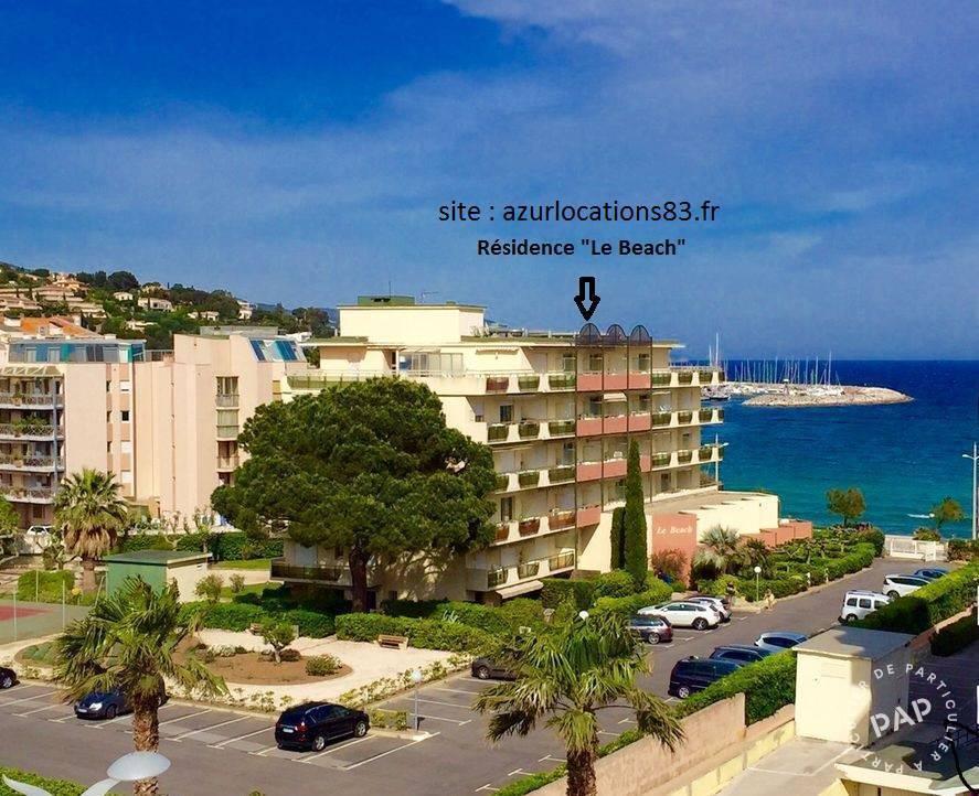 Front De Mer - dès 420euros par semaine - 4personnes