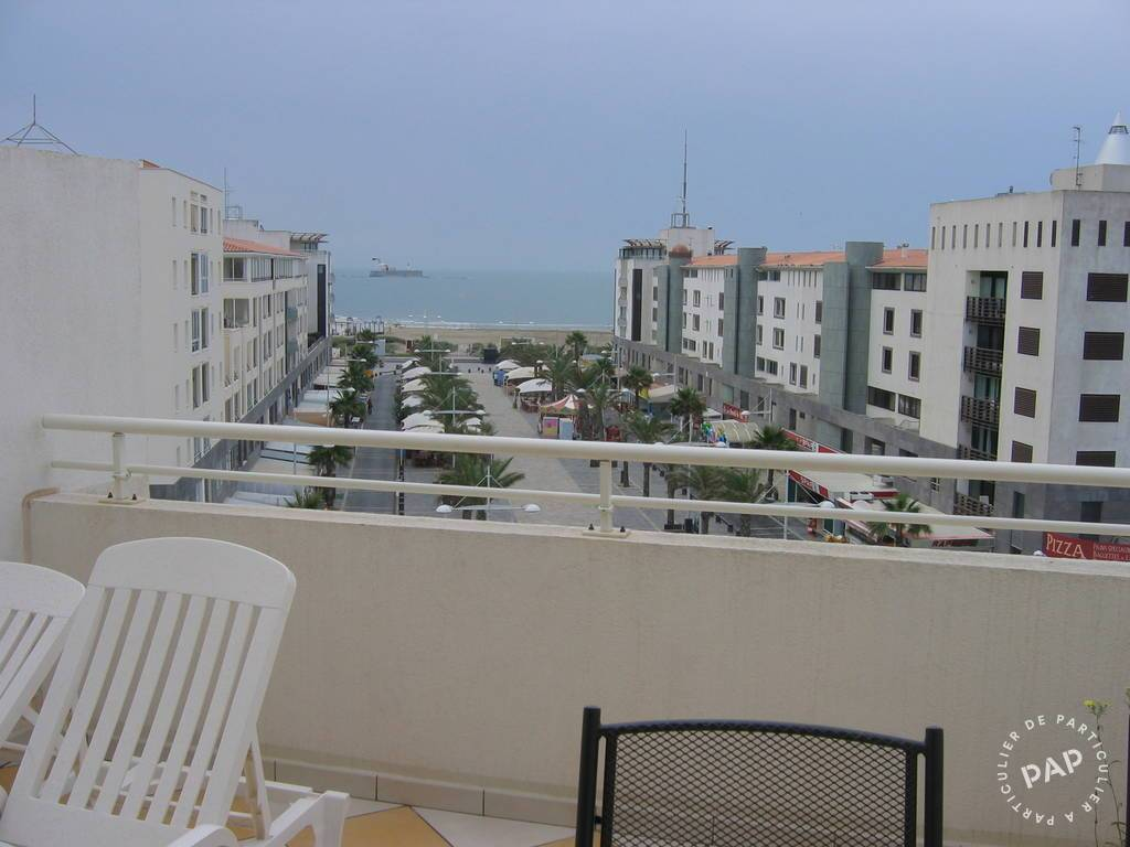 Cap D'agde Mail De Rochelongue