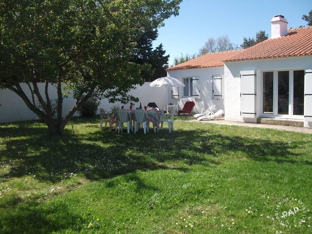 La Gueriniere Ile Noirmoutier - dès 450euros par semaine - 6personnes