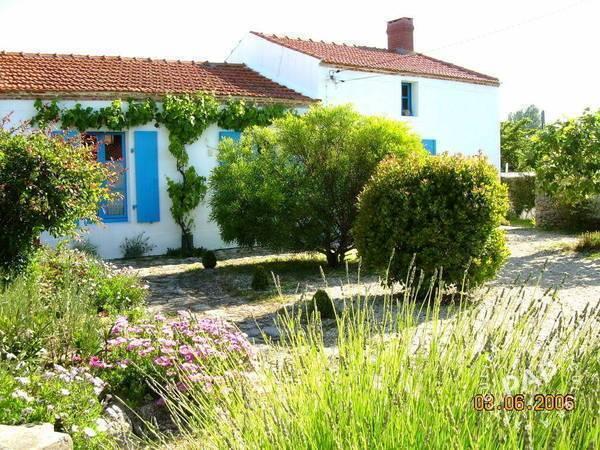 Maison Noirmoutier En Ile/ L'epine