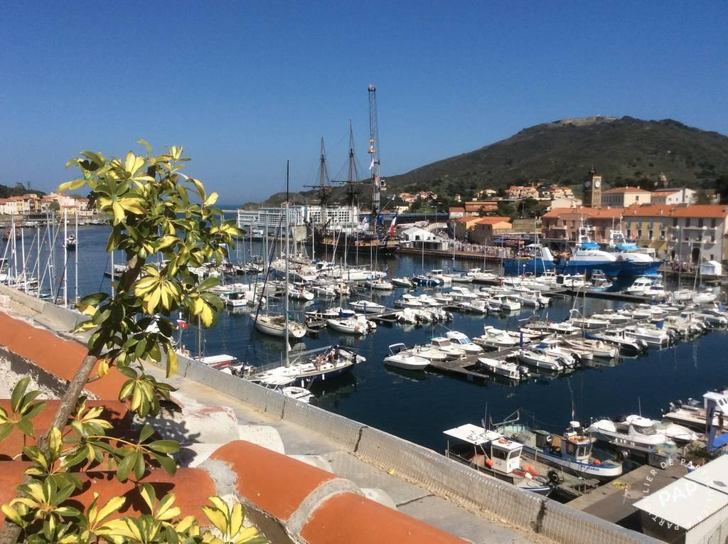 Port-Vendres - 6personnes