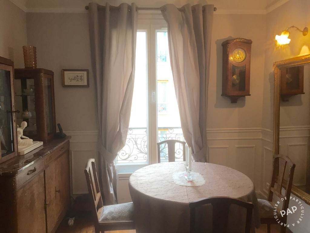 Location Appartement Paris 2 Personnes Ref 207602952