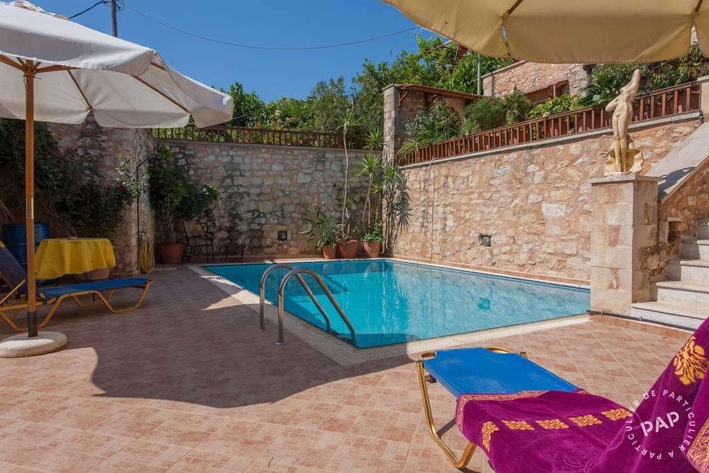 Crete - dès 560euros par semaine - 5personnes