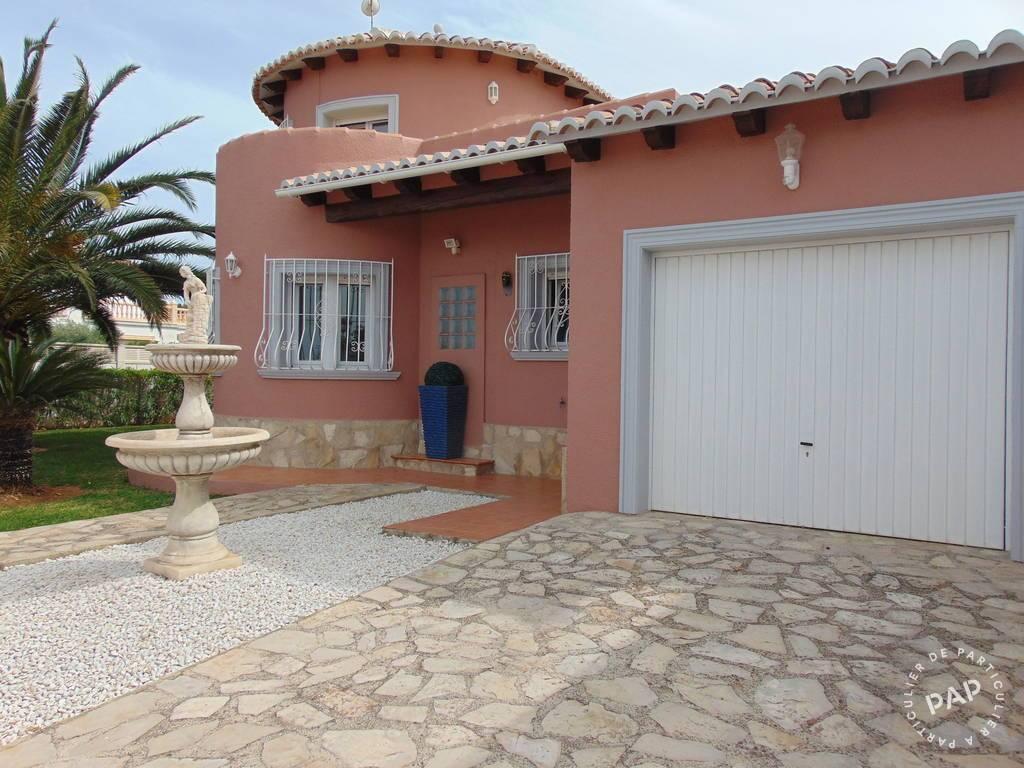 Maison Denia El Vergel