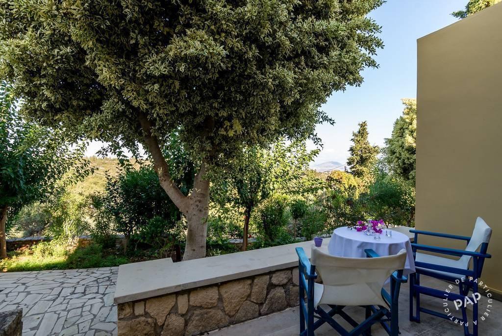 immobilier  Chania -Crete