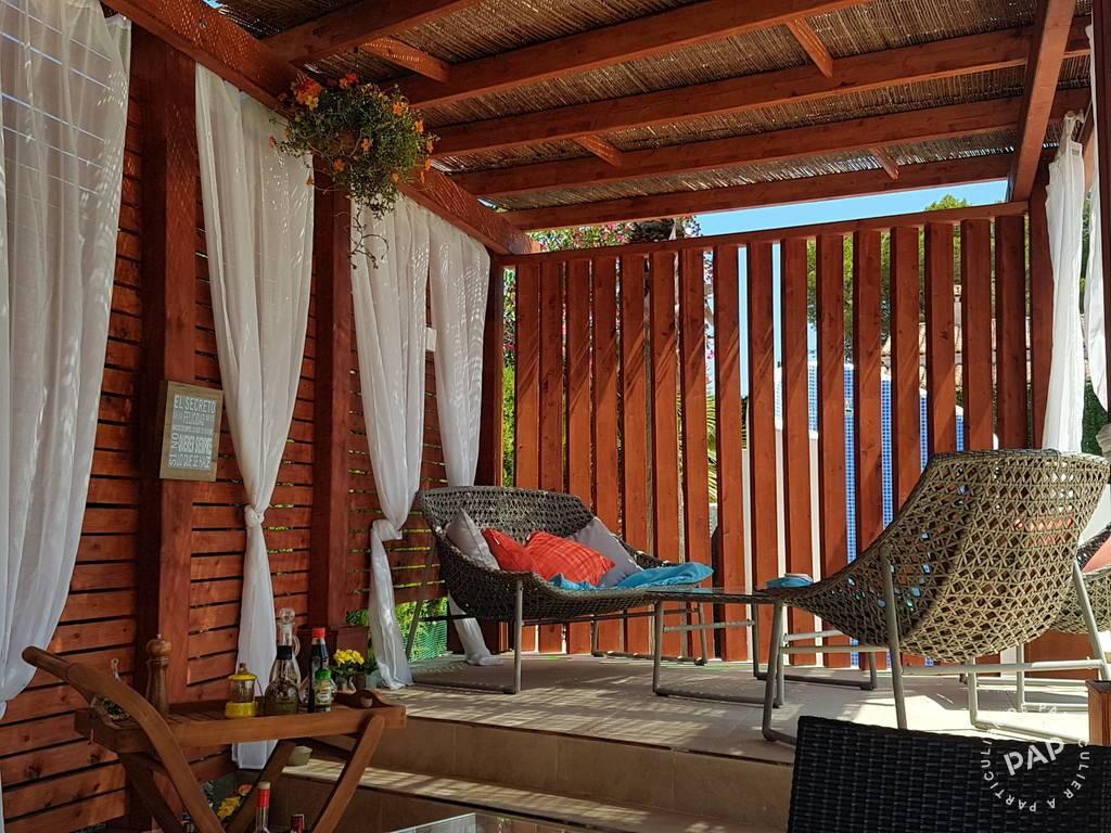 immobilier  Javea Villa Avec Piscine