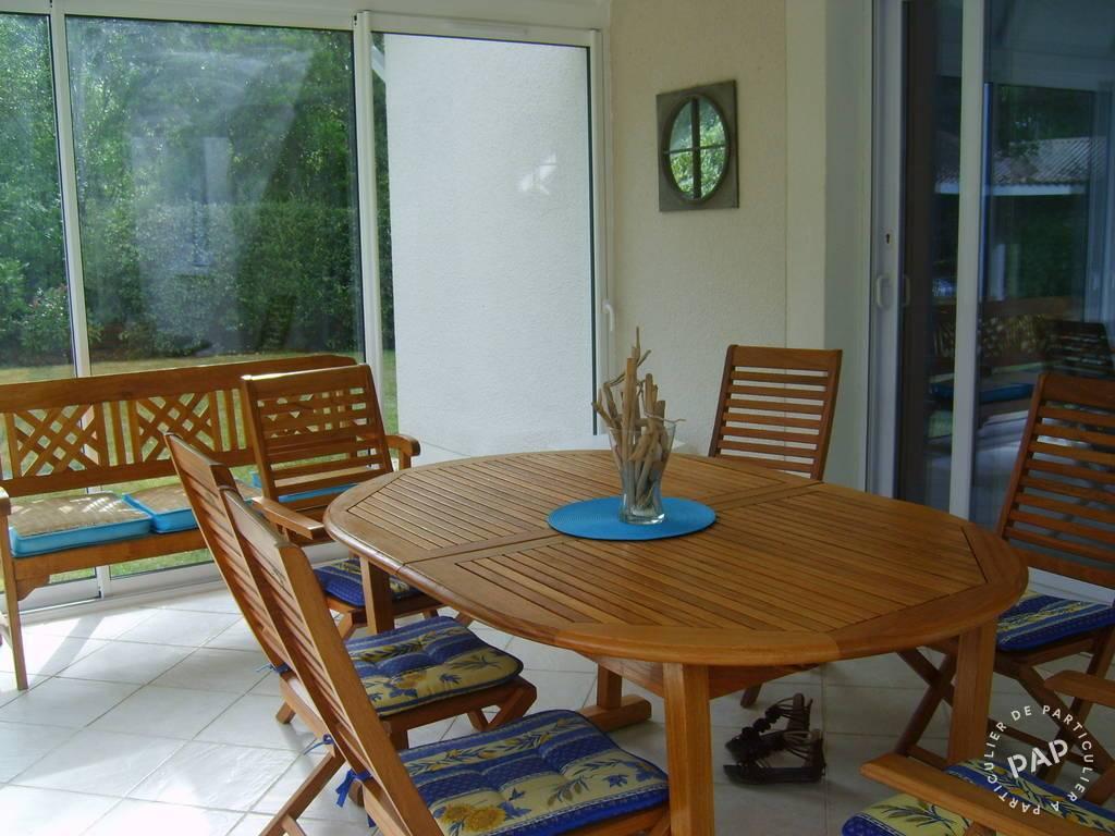location maison lacanau 6 personnes d s 800 euros par semaine ref 207603151 particulier. Black Bedroom Furniture Sets. Home Design Ideas