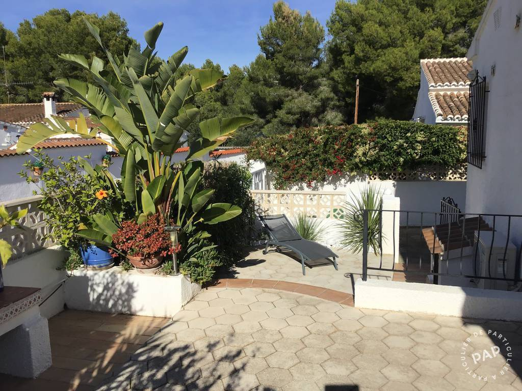 Maison   Moraira Valence Alicante
