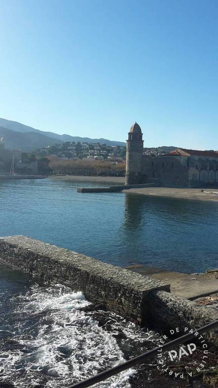 Immobilier Collioure Sud De France