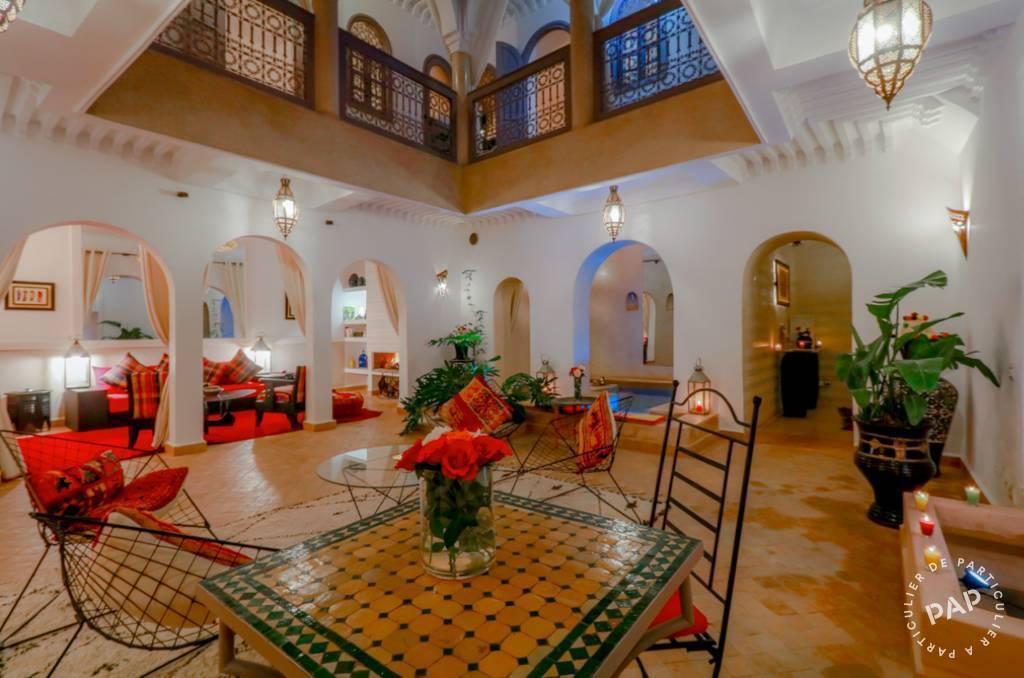 Marrakech - dès 1.050euros par semaine - 11personnes