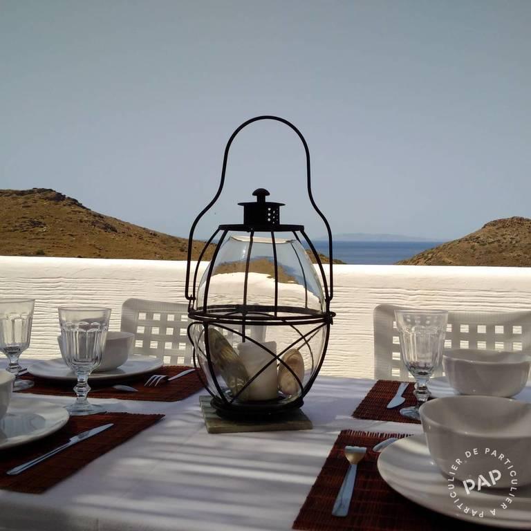 Andros Cyclades Grece - dès 500euros par semaine - 4personnes