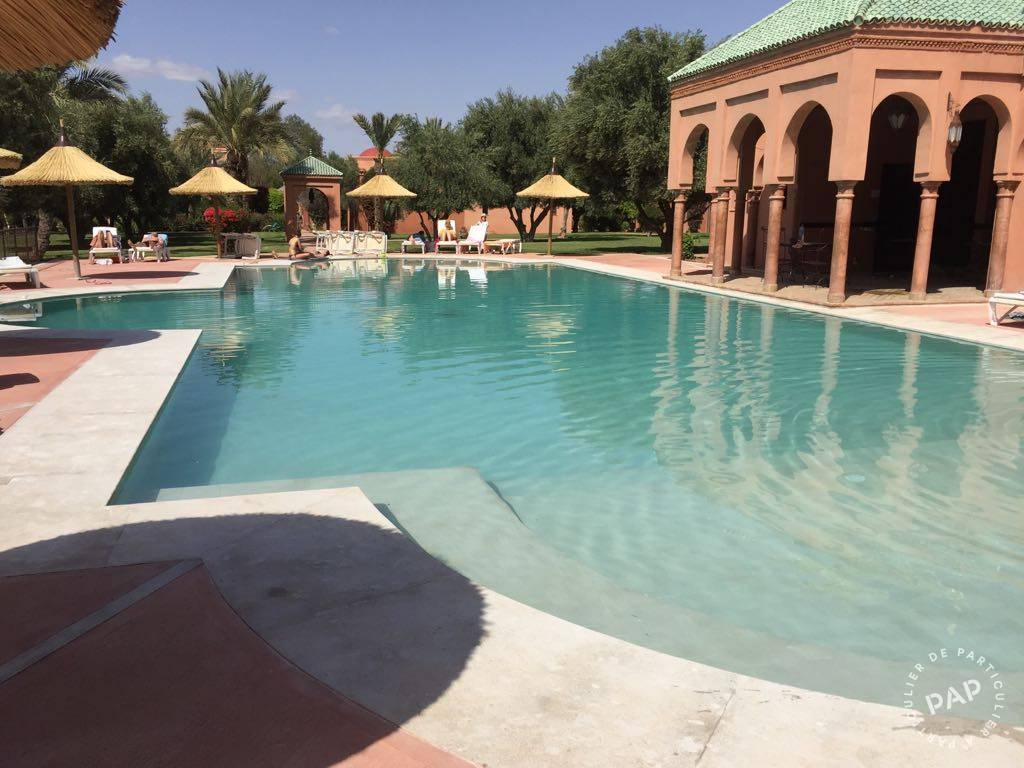 Marrakech Palmeraie - dès 1.300euros par semaine - 6personnes