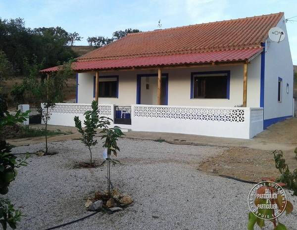 Santa Clara A Velha Odemira - dès 525euros par semaine - 6personnes