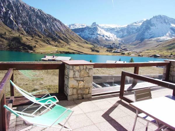 Tignes Le Lac - dès 290euros par semaine - 4personnes